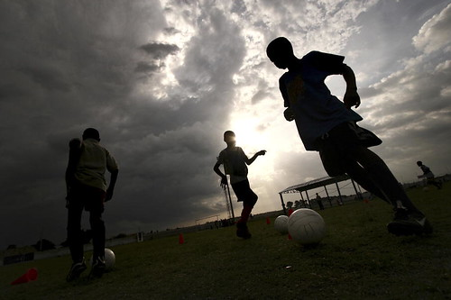 """""""Sports Programmes for Young Haitians"""" by United Nations Photo is licensed under CC BY-NC-ND 2.0"""
